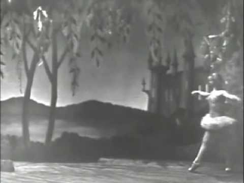 Swan Lake Act II, Part II, March 25, 1954