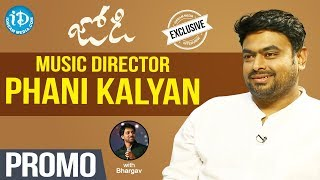 Jodi Movie Music Director Phani Kalyan Exclusive Interview - Promo || Talking Movies With iDream - IDREAMMOVIES