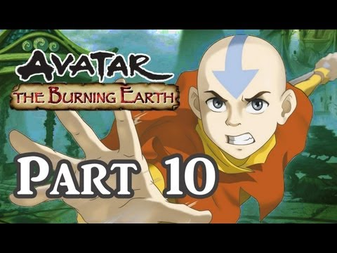 Avatar - The Last Airbender: Burning Earth (PS2, Wii, X360) Walkthrough PART 10 [Full - 10/20]