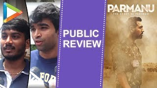 Parmanu: The Story of Pokhran's PUBLIC REVIEW   John Abraham   Diana Penty - HUNGAMA