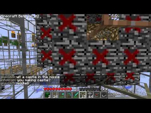 Minecraft Griefing - Theft (Doridian Episode 1)