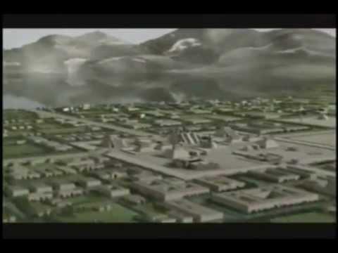 Astecas - Localização e origem.wmv