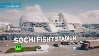 World Cup in Sochi: Beaches of Black Sea and amazing global tournament - RUSSIATODAY