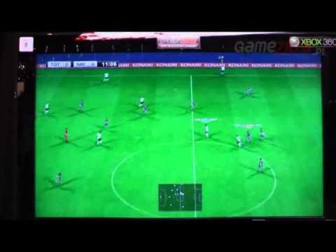 GC 2011: Gramy w Pro Evolution Soccer 2012, cz.1