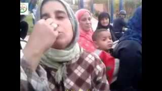 صرخة ودموع نساء ضد إرتفاع فاتوراتي الماء والكهرباءببني ملال(فيديو)