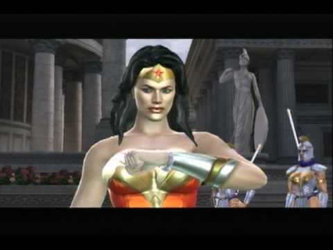 DC Story Mode (Mortal Kombat VS DC Universe) With High Quality Option Part 2