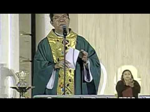 Healing Mass Homily 091309 2