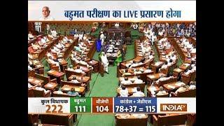 Karnataka Floor Test: In blow to Congress-JDS, SC says Pro-tem Speaker won't be changed - INDIATV