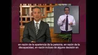 Elecciones México sin discriminación