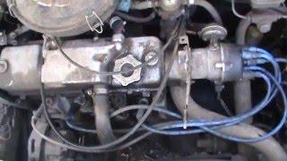 Замена поршневой и ремонт головки не снимая двигателя ВАЗ 21099