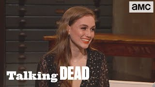 'Madison Lintz Shares Her Experience as Sophia' Highlights Ep. 907 | Talking Dead - AMC
