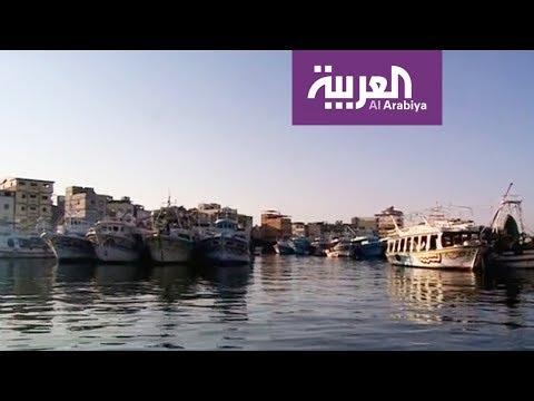 مراكب الصيد في مصر لا تجد ما تصطاد!