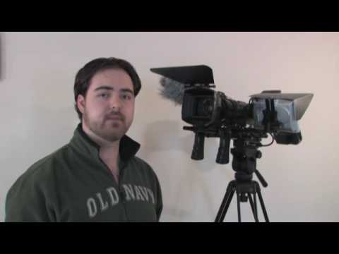 DVTV - Building a Prosumer Camera Rig (Canon HV30) - Part 1