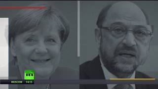 'Duel? More like a Duet': Merkel vs Schulz - not much difference? - RUSSIATODAY