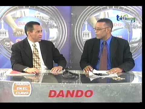 DANDO EN EL CLAVO TV 15 DE ABRIL 2013- 5 DE 5