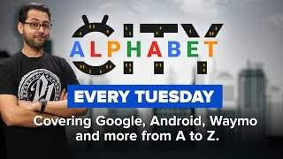 Alphabet City: All the Google, Android, Waymo news in one place - CNETTV