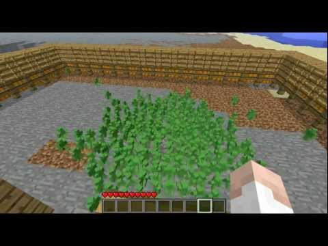 Minecraft Huge Battle 300 Hundreds of Clay Soldiers Mini Creepers 