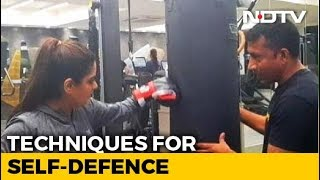 Fitness For Self-Defence - NDTV