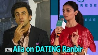 Alia on DATING and working with Ranbir in 'Brahmastra' - BOLLYWOODCOUNTRY