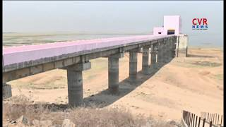 Sri Ram Sagar Project Reaches Low Level Storage   Special Story   CVR NEWS - CVRNEWSOFFICIAL
