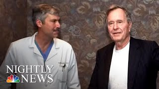 Manhunt Underway After Houston Cardiologist Killed While Riding Bike | NBC Nightly News - NBCNEWS