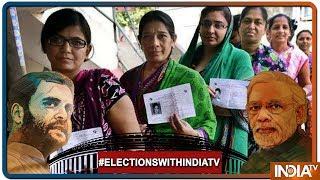 Lok Sabha Elections 2019: Gujarat में 26 सीटों पर आज वोटिंग, मोदी भी करेंगे VOTE - INDIATV