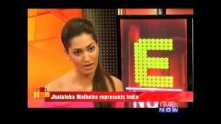 Meet Miss India International 2014 - TIMESNOWONLINE