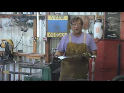 Tools for Shaping Metal - Kevin Caron