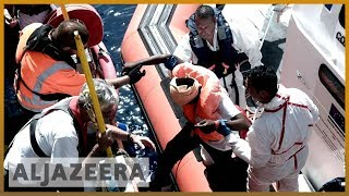 🇪🇸 Over 1,500 refugees and migrants reach Spain | Al Jazeera English - ALJAZEERAENGLISH