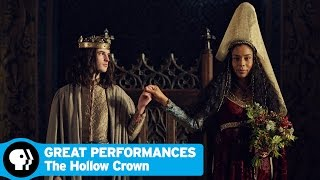 THE HOLLOW CROWN on GREAT PERFORMANCES | The War of the Roses: Henry VI Part 1 Preview | PBS - PBS