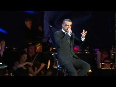 George Michael A Different Corner HD Live Symphonica Tour Birmingham NEC September 17th 2012