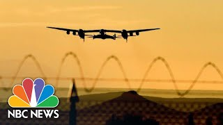 Watch Virgin Galactic Spaceplane Make Successful Test Flight | NBC News - NBCNEWS