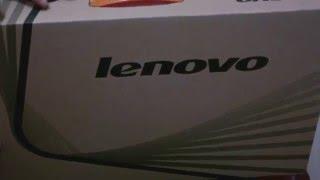 Lenovo B50-45 Notebook: UNBOXING