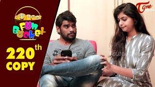 Fun Bucket   220th Episode   Funny Videos   Telugu Comedy Web Series   Nagendra K   TeluguOne - TELUGUONE