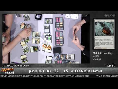 Pro Tour Avacyn Restored Top 8 Semifinals