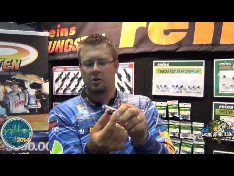 ICAST 2014 Michael Murphy Introduces the Reins Sliding Football Head