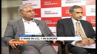 Earnings Edge: See Huge Potential In Contracts: Tech Mahindra - BLOOMBERGUTV