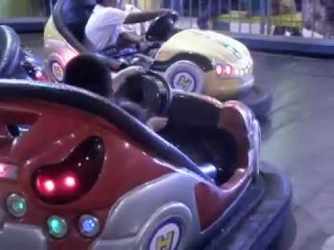 Increibles Accidentes De Autos - Paul Angel Y Arita