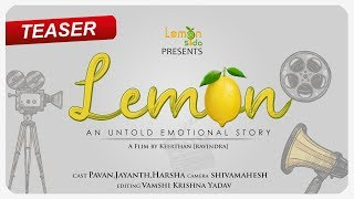 LEMON | An Untold Emotional Story | New telugu short film | Lemon soda - YOUTUBE