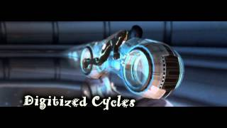 Royalty Free :Digitized_Cycles