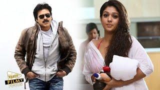 Pawan Kalyan To Romance With Nayanthara…!!!