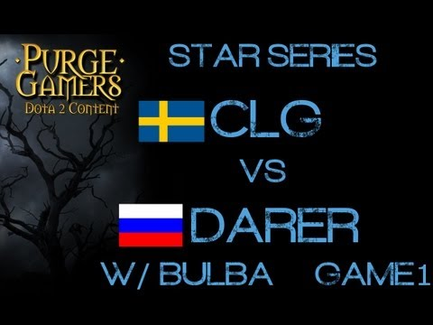 CLG vs Darer g1 Star Series w/ Bulba