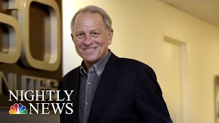 Damaging New Allegations About Sexual Misconduct At CBS News | NBC Nightly News - NBCNEWS