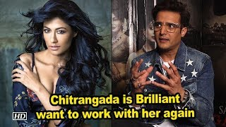 """Jimmy Praises Chitrangada: """"She's Brilliant, I want to work with her again"""" - BOLLYWOODCOUNTRY"""