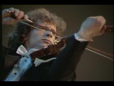 Paganini - Caprice no.21, Alexander Markov, violin [HD]