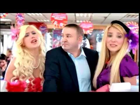 Burger King - Vodafone Kampanyası - Esra Ceyda kardeşler ve Selim