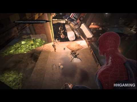 the amazing spiderman walkthrough - part 25 HD no commentary gameplay spider-man PS3 spider man game
