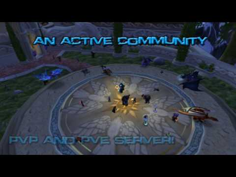 Molten-wow, private server with 20000 players!