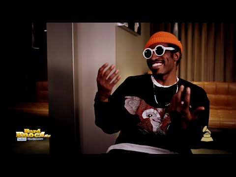 Andre 3000 - Andre 3000 Talks Jimi Hendrix Role, Hip-Hop & Jumpsuits