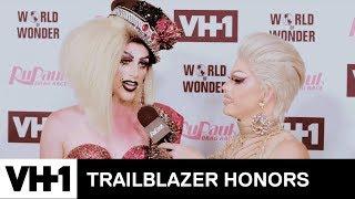 RuPaul's Drag Race Season 10 Queen's Power Anthem Playlist | Trailblazer Honors - VH1